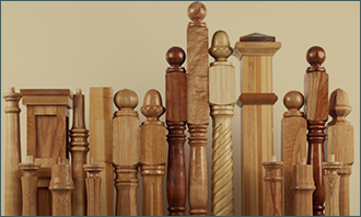 LAJ Wood Products Offers A Complete Line Of Newel Posts, Balusters,  Handrails, And Other Stair Parts In The Most Popular Wood Species And Metal  Designs ...