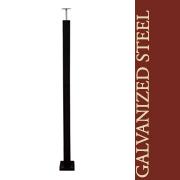 Stairway Galvanized Steel