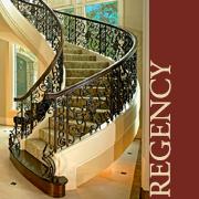 regency stairway